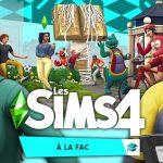 Les Sims 4 : À la fac