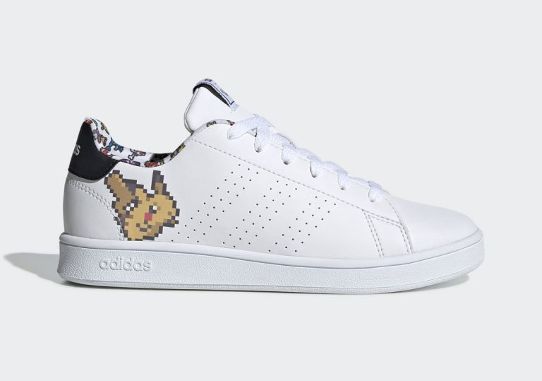 Pokémon – Adidas lance une collection sneaker Pikachu