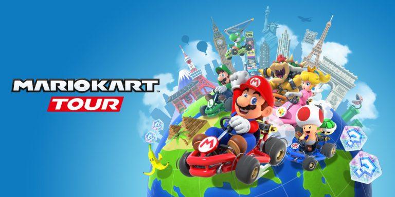 Mario Kart Tour – La bêta du mode multijoueur débarque