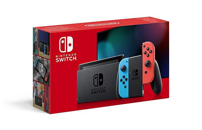 Nintendo Switch bon plan