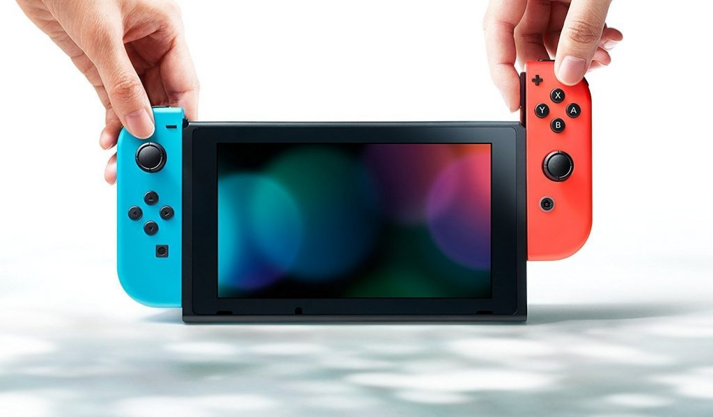 Nintendo Switch prix fragile