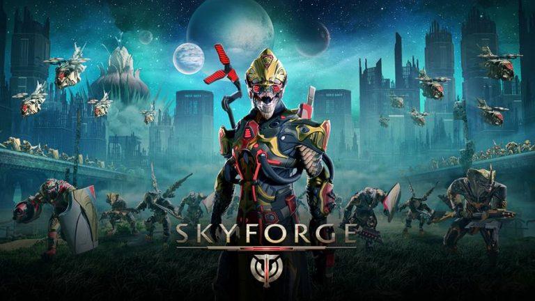 Skyforge : Rock & Metal – L'extension est enfin disponible