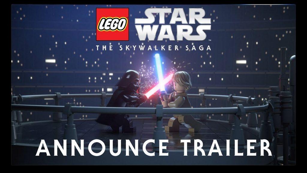 Star wars Lego 1