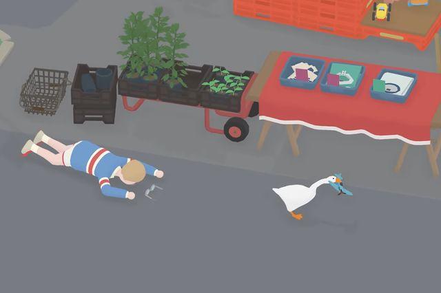 Untitled Goose Game – S'offre un mode coopératif et une version physique sur Switch et PS4