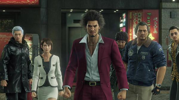 Yakuza: Like a Dragon – Sega dévoile un tout nouveau trailer