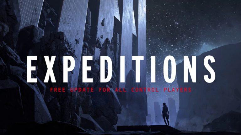 Control – Le nouveau mode «Expéditions» est disponible !