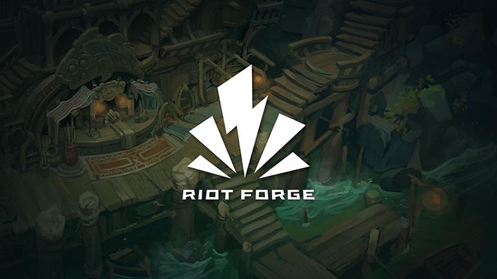 Riot forge – Annonce deux nouveaux jeux à l'occasion des Game Awards 2019