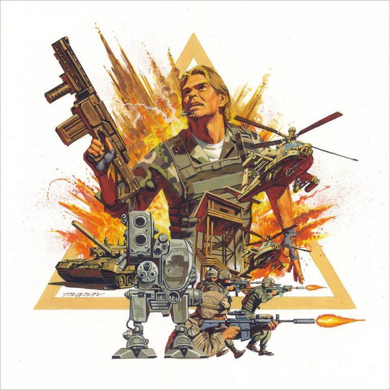 Metal Gear MSX2 – La galette audio arrive !
