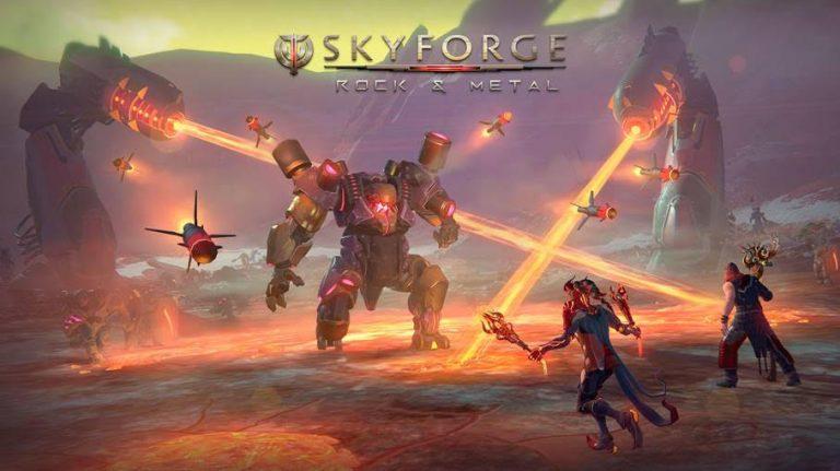 Skyforge : Rock & Metal – La prochaine extension arrive très bientôt