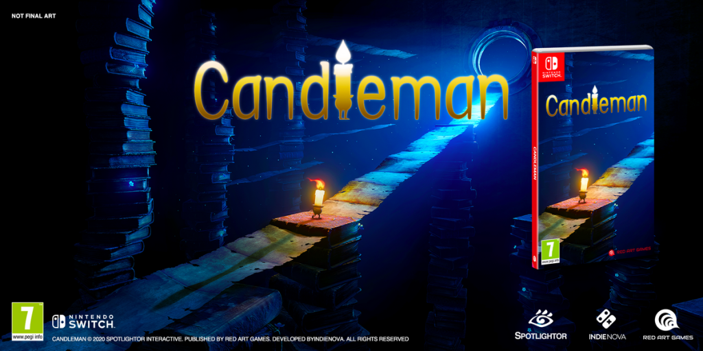 Candleman - Nintendo Switch