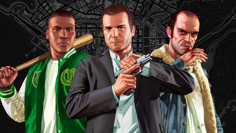 Grand Theft Auto V – Disponible dans le Xbox Game Pass