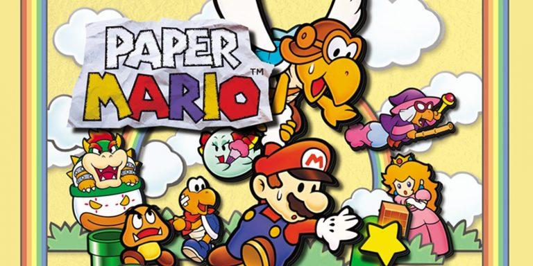 Nintendo Switch – Un nouveau Paper Mario prochainement ?
