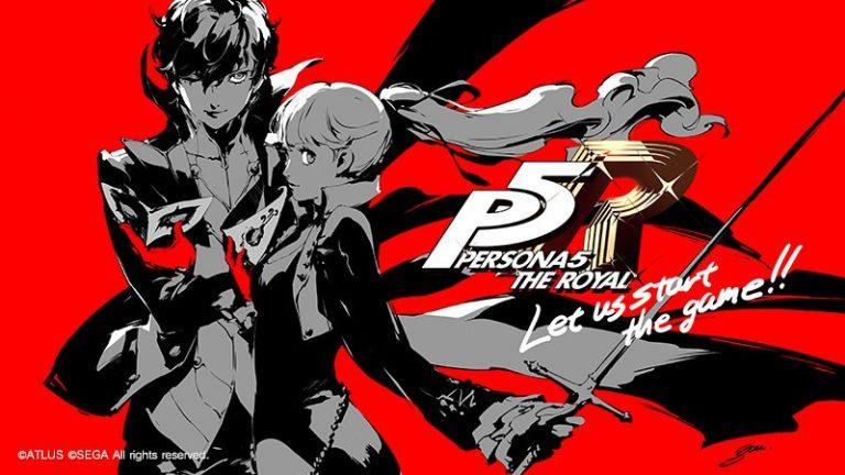 Persona 5 Royal – Un nouveau trailer pour les Voleurs Fantômes de Cœurs