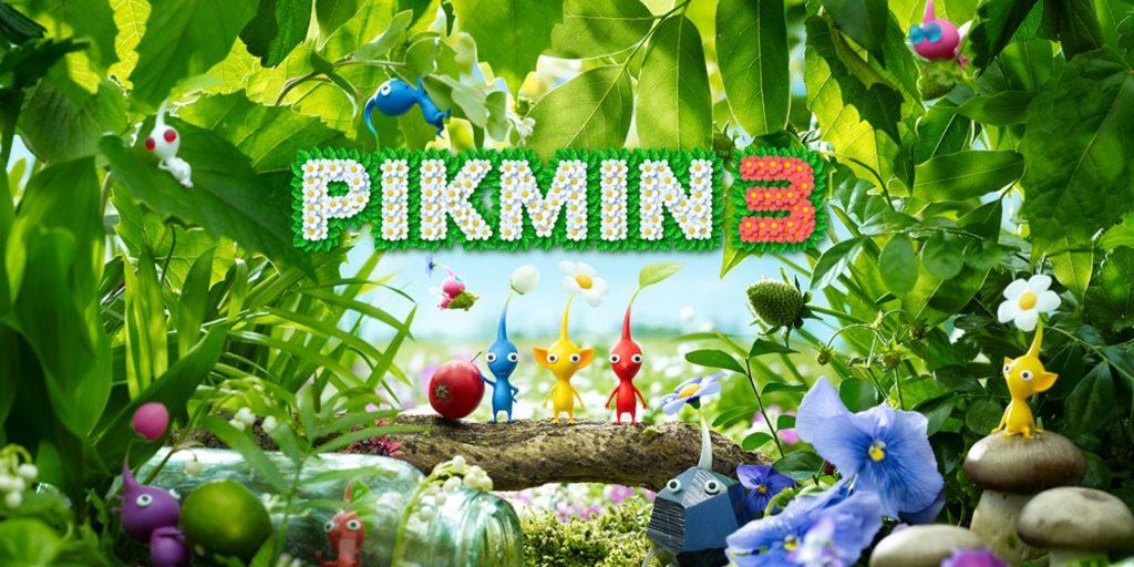 Pikmin 3