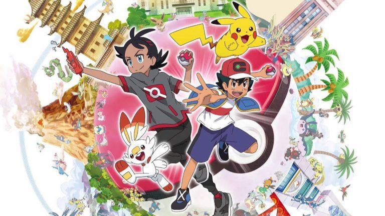 Pokémon – La nouvelle série animée sort aujourd'hui