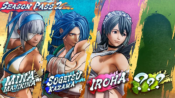 Samurai Shodown – Le Season Pass 2 s'offre Sogetsu Kazama et Iroha !