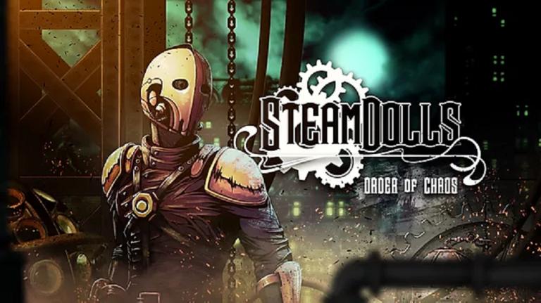 SteamDolls – Un metroidvania survitaminé !