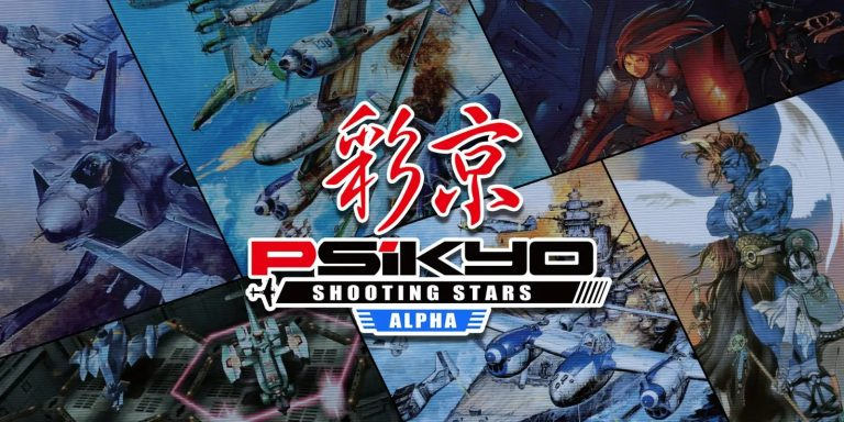 TEST – Psikyo Shooting Stars Alpha
