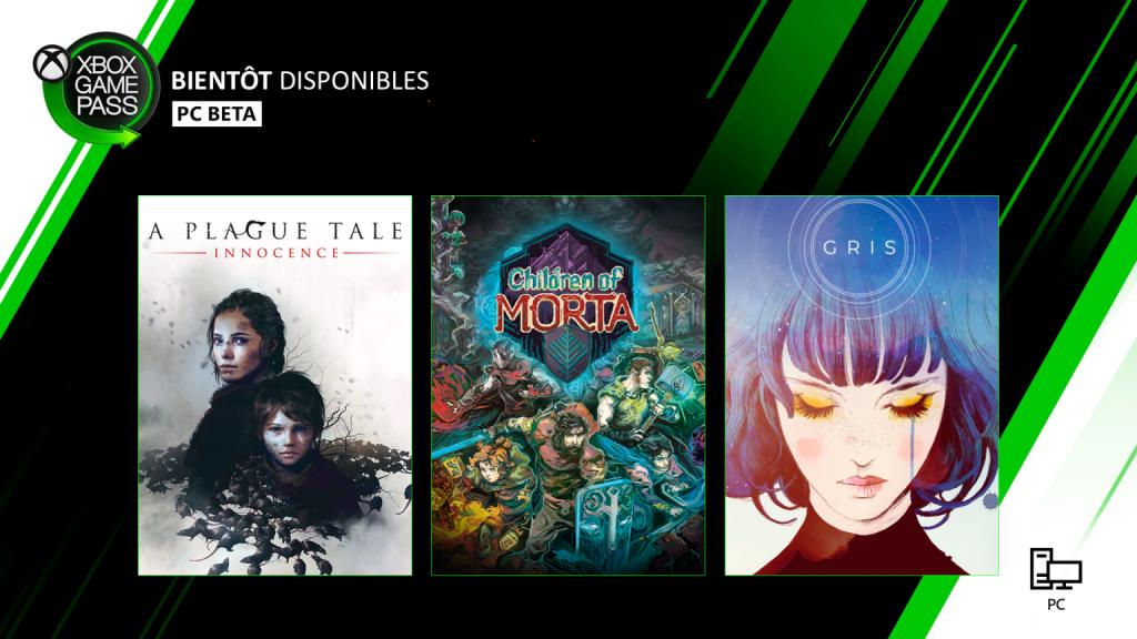 Xbox Game Pass - Mise à jour PC
