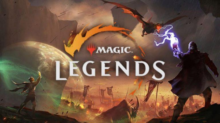 Magic: Legends – Dévoile son gameplay via un trailer
