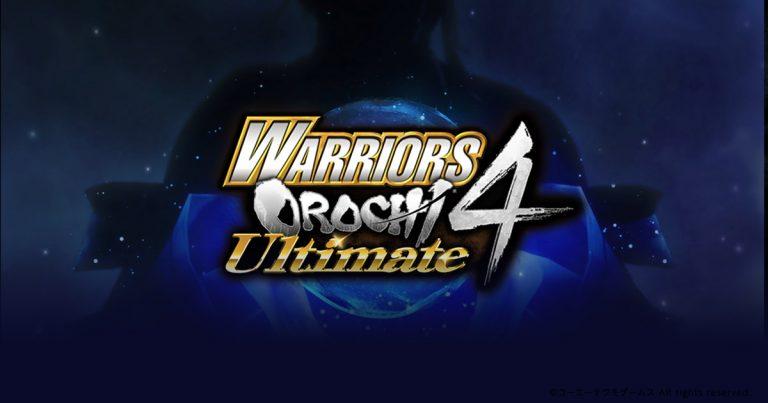 Warriors Orochi 4 Ultimate – Transcendez le pouvoir des dieux !