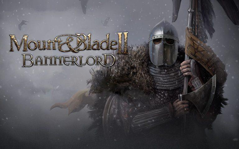 Mount & Blade II : Bannerlord – Disponible en accès anticipé le 31 mars 2020