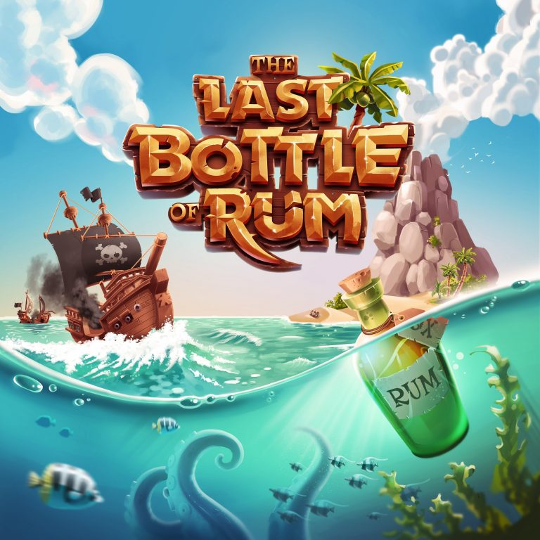 The Last Bottle Of Rum – Un jeu de société…sans alcool