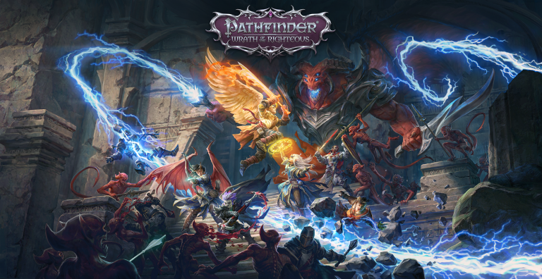 Pathfinder : Wrath of the Righteous – Lancement de la campagne Kickstarter