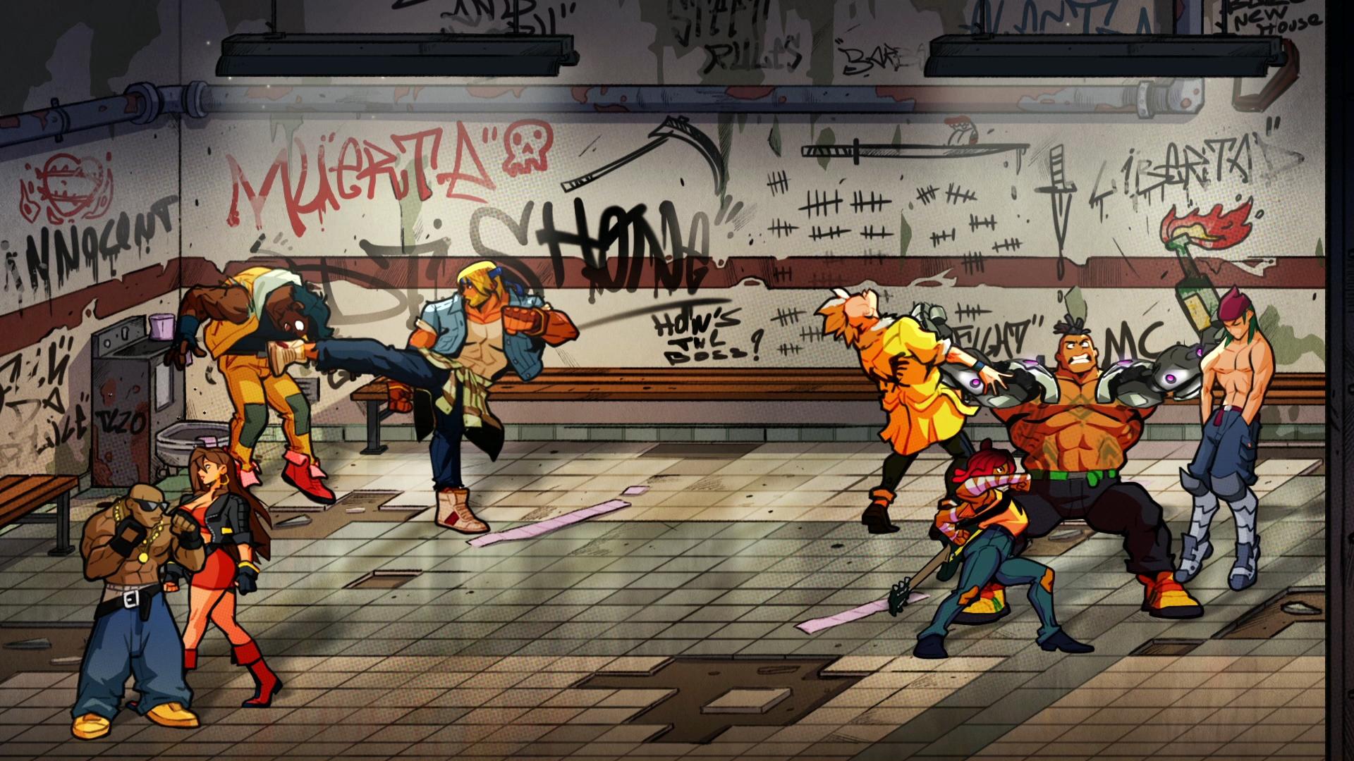 streets of rage IV 04