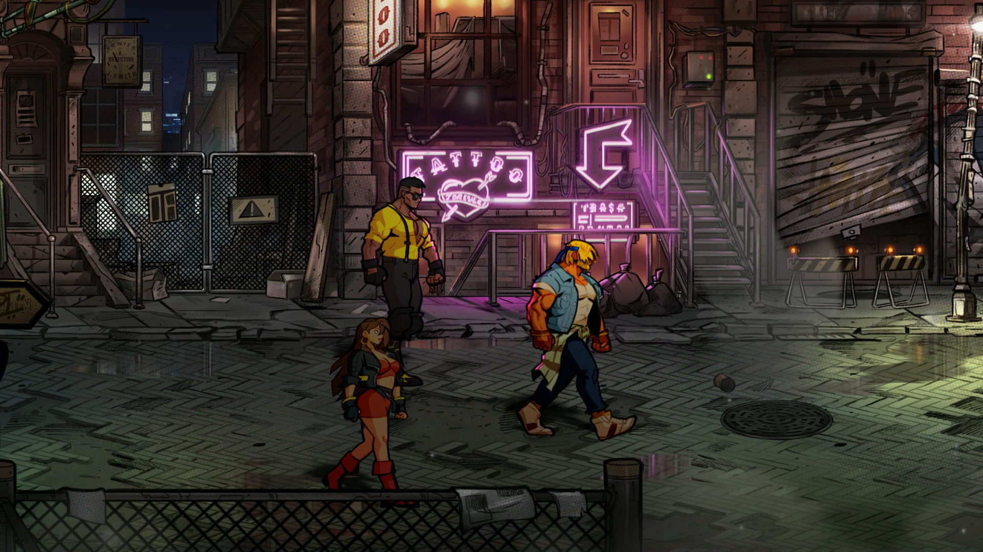 streets of rage IV 05