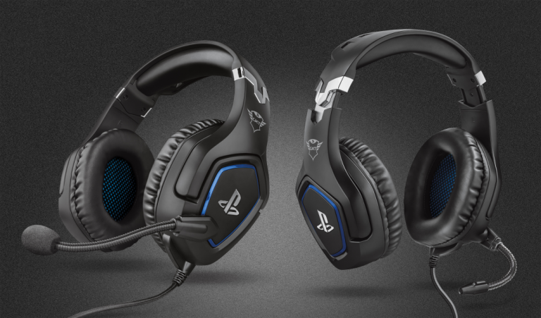 Trust Gaming – Un son d'exception avec le casque PlayStation 4 GTX 488 Forze