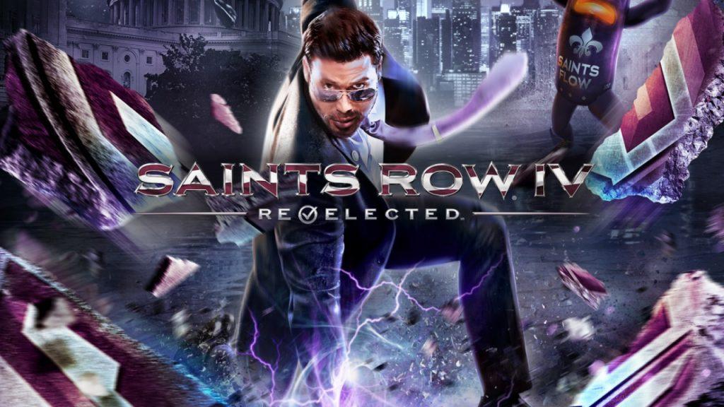 Saints Row :IV RE-Elected