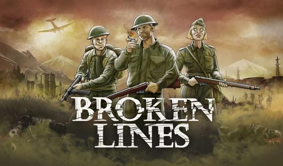 Broken Lines – Le RPG tactique est désormais disponible sur PC