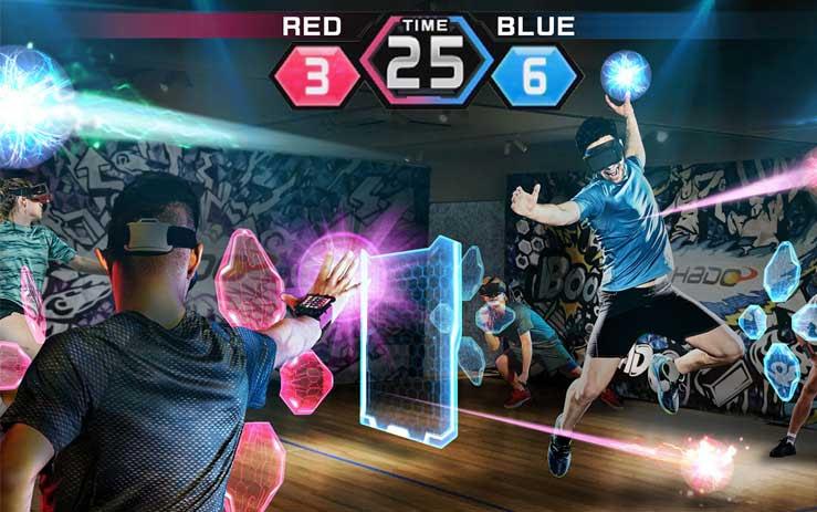 Japan Expo Sud – HADO : le nouvel eSport façon Dragon Ball