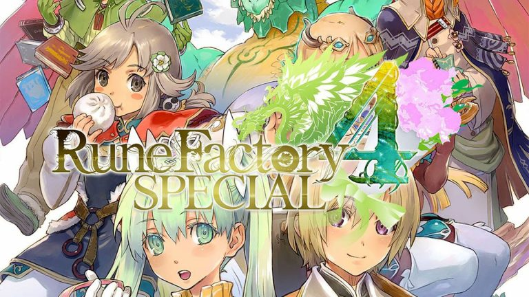 TEST – Rune Factory 4 Special Edition