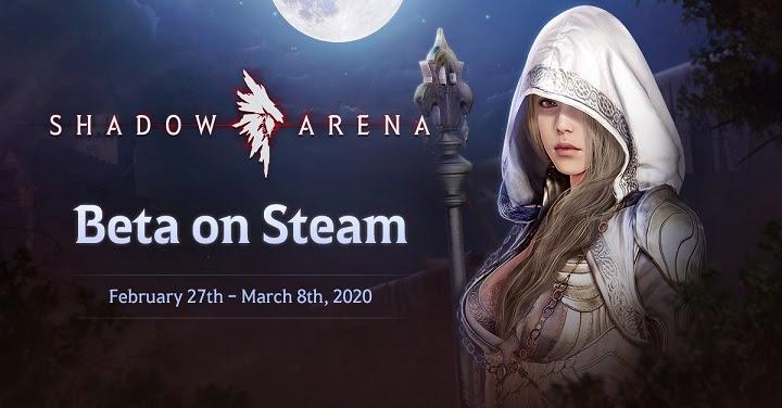 Shadow Arena – La bêta fermée commence à partir du 27 février