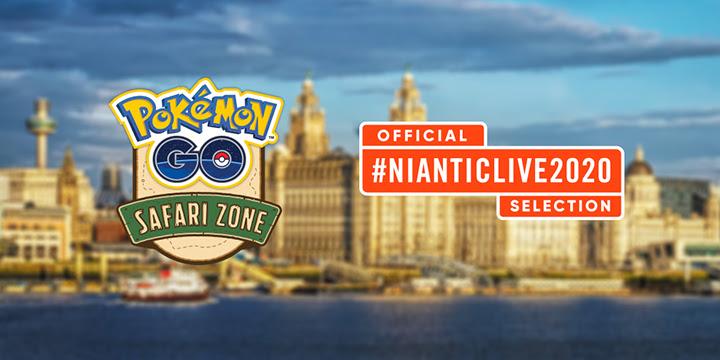 Pokémon Go – Présentation du City Pass Explorer pour la Safari Zone de Liverpool