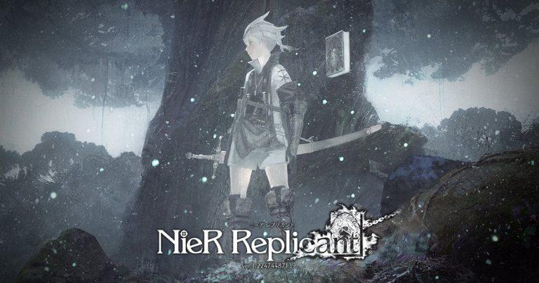 NieR : Replicant – Reboot en version 1.22474487139…