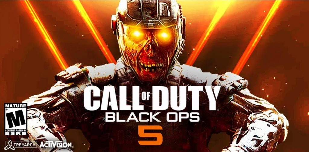 Call of Duty : Black Ops V