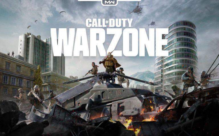 Call of Duty : Warzone – Un mode solo débarque