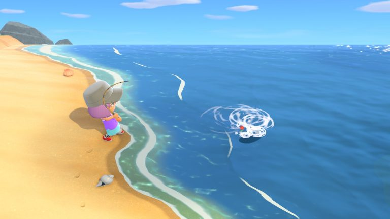 Animal Crossing New Horizon – Comment pêcher un coelacanthe ?