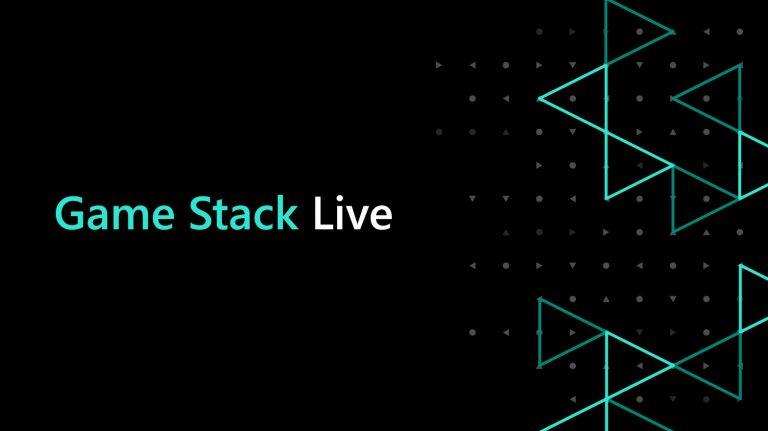 Game Stack Live – Deux jours de live pour dévoiler la vision du futur de Microsoft