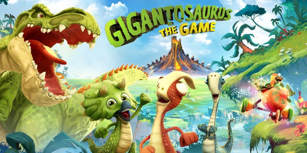 Gigantosaurus header