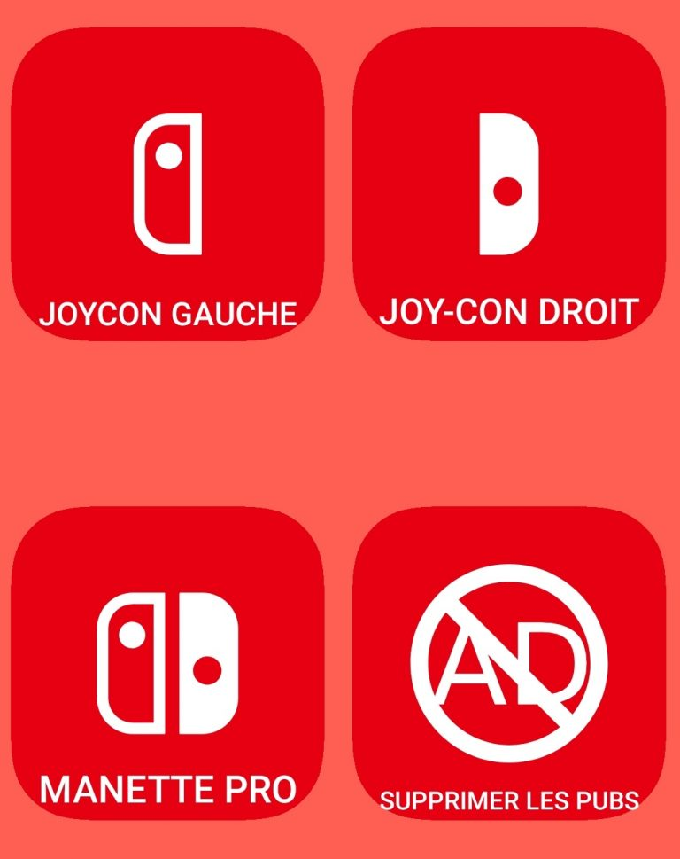 Nintendo Switch – Tutoriel : Comment transformer son smartphone en Joy Con