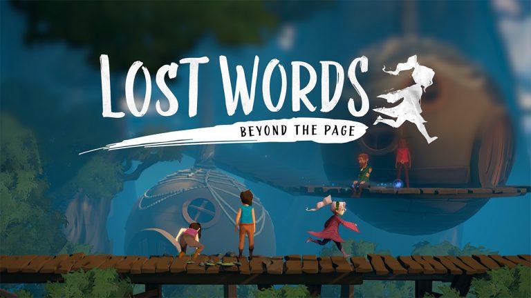 Lost Words – Un nouveau trailer particulièrement intéressant !