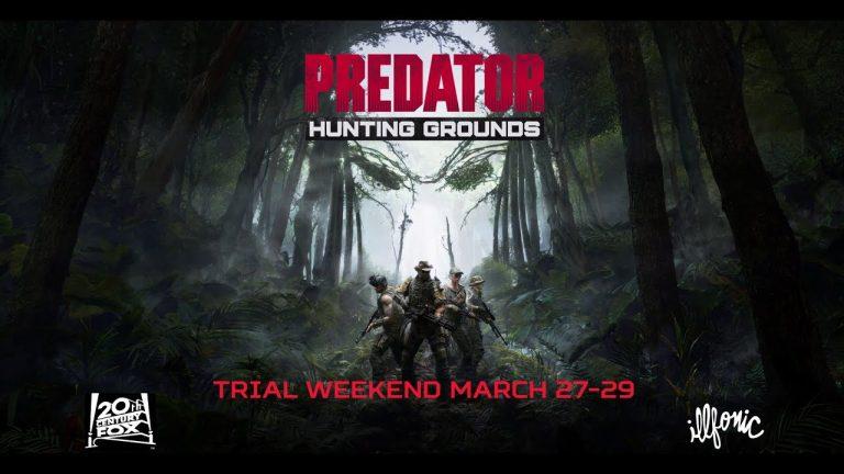 Predator : Hunting Grounds – Vous offre un week-end d'essai gratuit