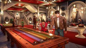 ShenMue 3 - DLC 3 - Big Merry Cruise