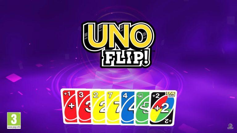 Uno Flip! – Ubisoft dévoile son DLC  en vidéo