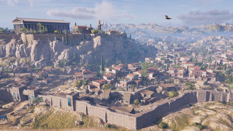 Assassin's Creed Odyssey – Restez au chaud ce week-end