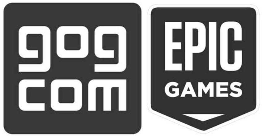 logo gog et epic